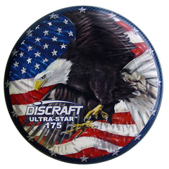 Supercolor Discraft Ultra-Star | Championship 175 g Ultimate Frisbee Sport Disc