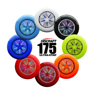 50 pack Discraft Ultra-Star | Championship 175g Ultrastar Ultimate Flying Disc