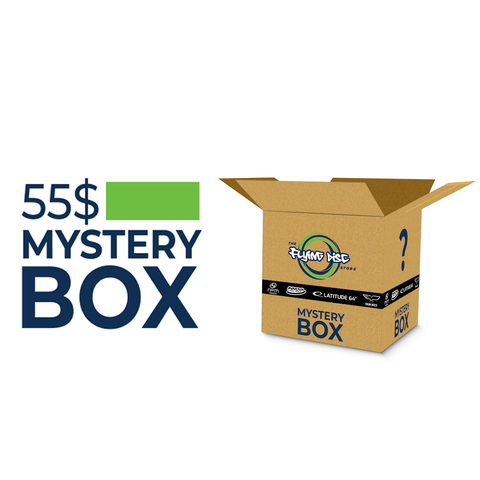 Disc Golf Mystery Box $55