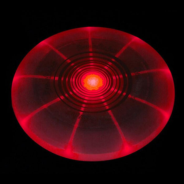 Nite Ize Flashflight LED Light-Up Frisbee Disc