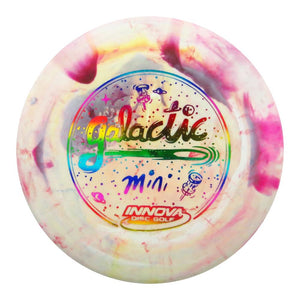 Galactic and Swirly Mini Marker Discs
