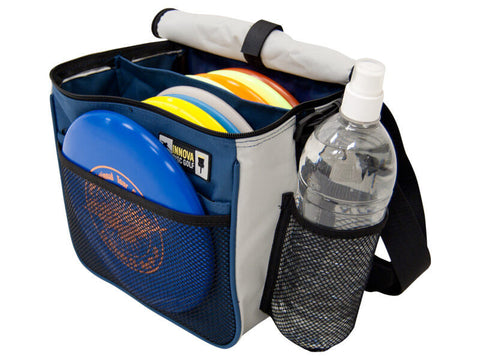 Image of An image showing Innova Starter Bag for disc golf frisbee.