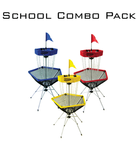 Image of School Disc Golf Pack