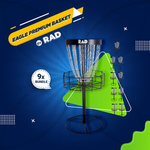 Bundle 4 - 9 RAD EAGLE Premium Basket
