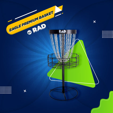 RAD EAGLE Premium Basket
