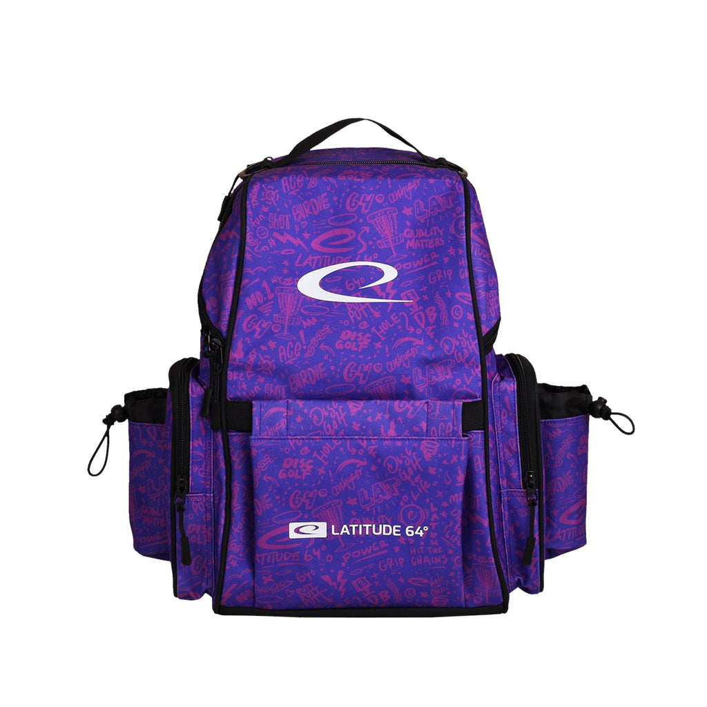 Latitude 64 Disc Golf Swift Backpack Bag