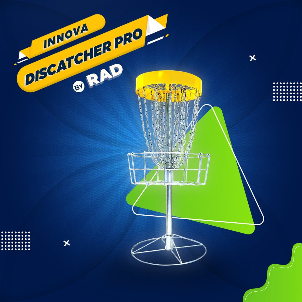Disc Golf Basket - Innova DisCatcher Pro by RAD