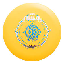 Image of An image showing Innova Gregg Barsby - 2018 World Champ Series. A disc for frisbee