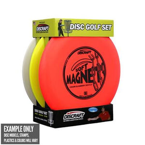 An image showing Discraft Disc Golf Starter set