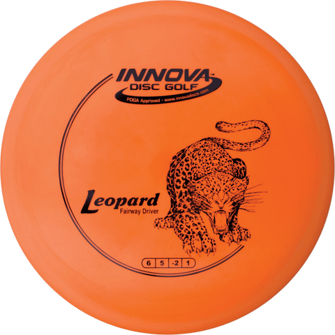 Image of An image showing Innova Disc Golf Beginner Starter Pack orange in color