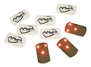 MVP Disc Golf Tri Light LED