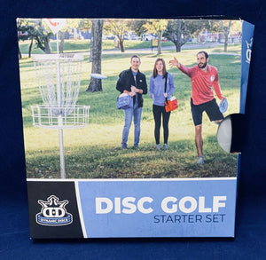 Dynamic Discs Disc Golf Starter Pack