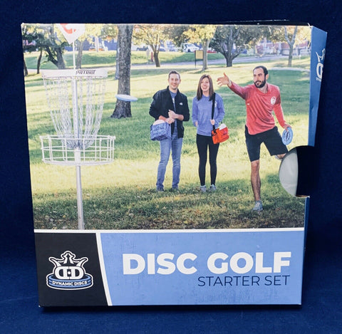 Image of Dynamic Discs Disc Golf Starter Pack