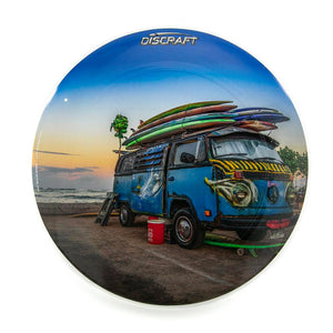 An image showing Supercolor Discraft Ultra- Star, A disc golf for frisbee.
