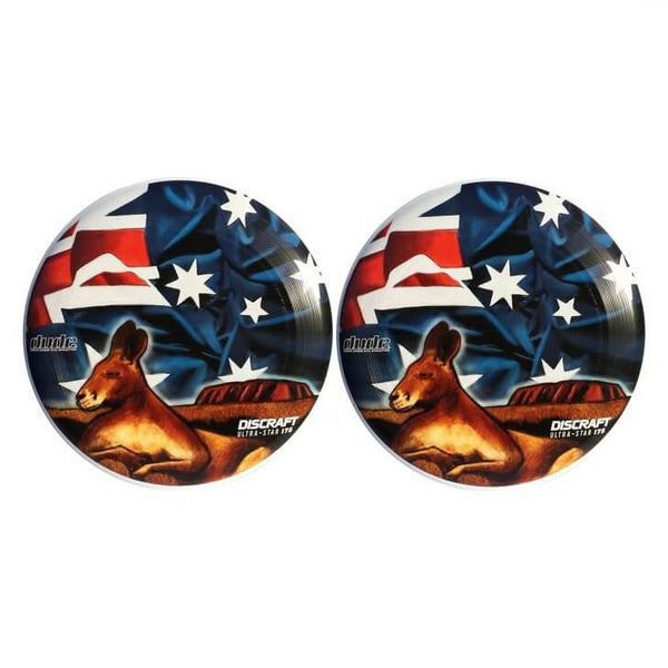 Aussie Discraft Ultra-Star Two Pack