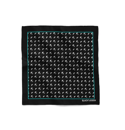 Invasion Pocket Square