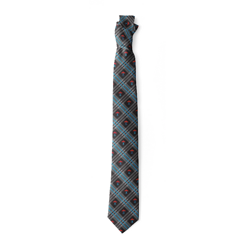 Abduction Tie