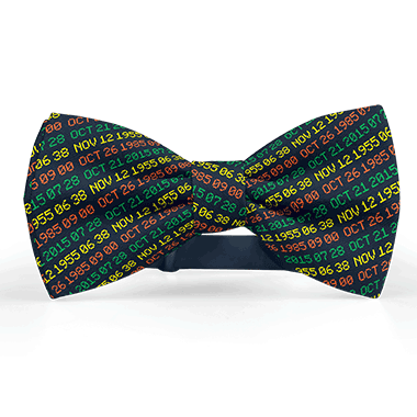 Time Traveler Bowtie