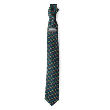 Time Traveler Tie