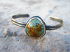 *NEW* Ancient Stories // Turquoise Bangle Bracelet// 925 Sterling Silver Bracelet
