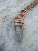 *NEW* Garden Quartz Copper Necklace// Spirit Necklace