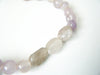 Lotus Totem Yoga Beaded Amethyst Bracelet