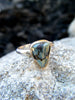 The Zivah Ring + Rare 7 Dwarfs Turquoise // Size 6.5