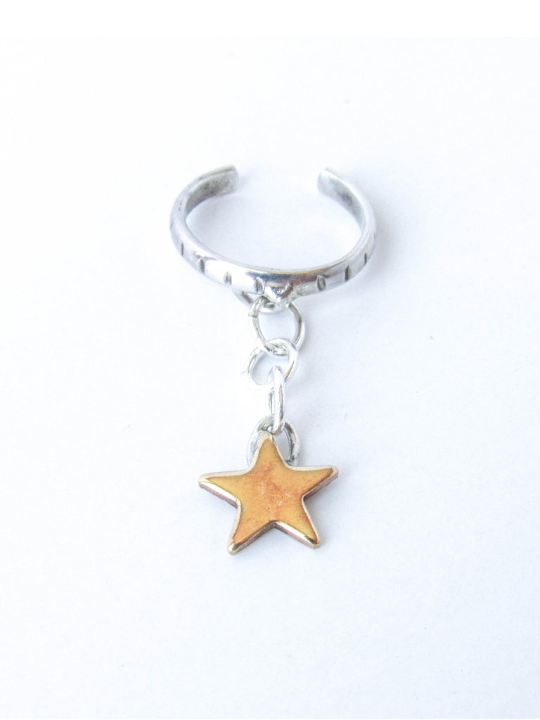 Star Studded Ear Cuff // One of a Kind!