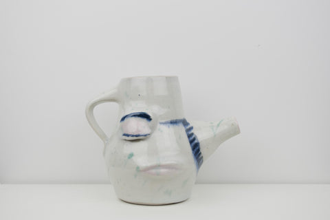 Tea Pot Sculpture
