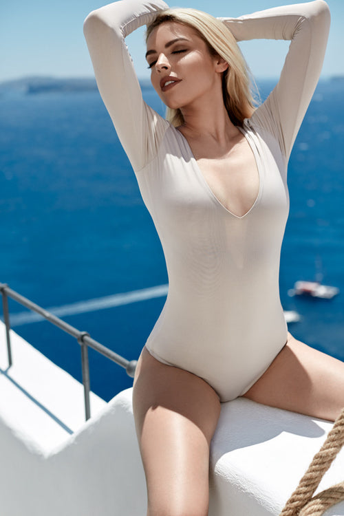 Betty Plunge Bodysuit