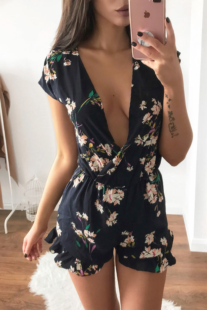 Blooms Playsuit