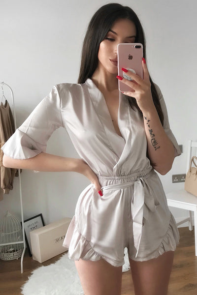 Purity Playsuit