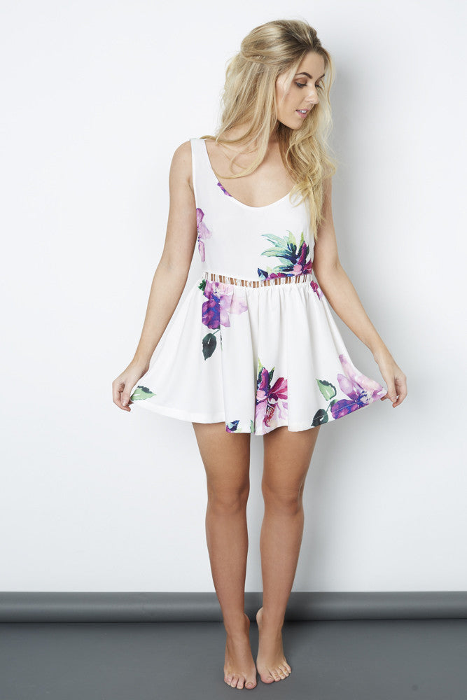 Floral Dreaming Playsuit