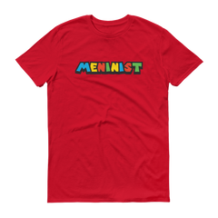 Meninist World T-shirt