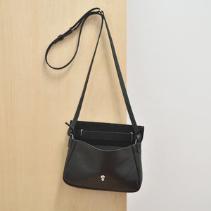 Cross Body Bag - Black