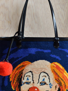 DoBo Tote - Ginger Clown Vintage Tapestry