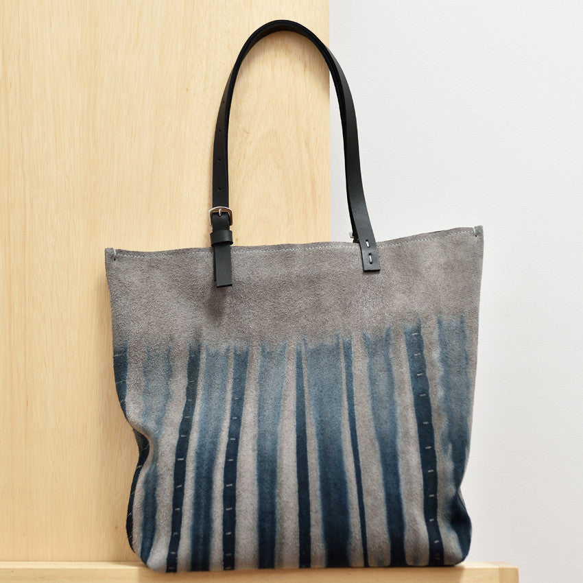 Tote bag - Indigo Grey