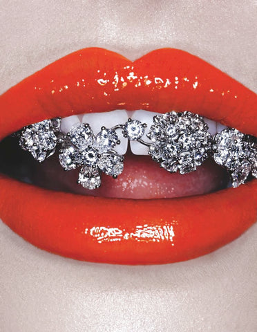 GRILLZ By Christian Ferretti Interview Magazine