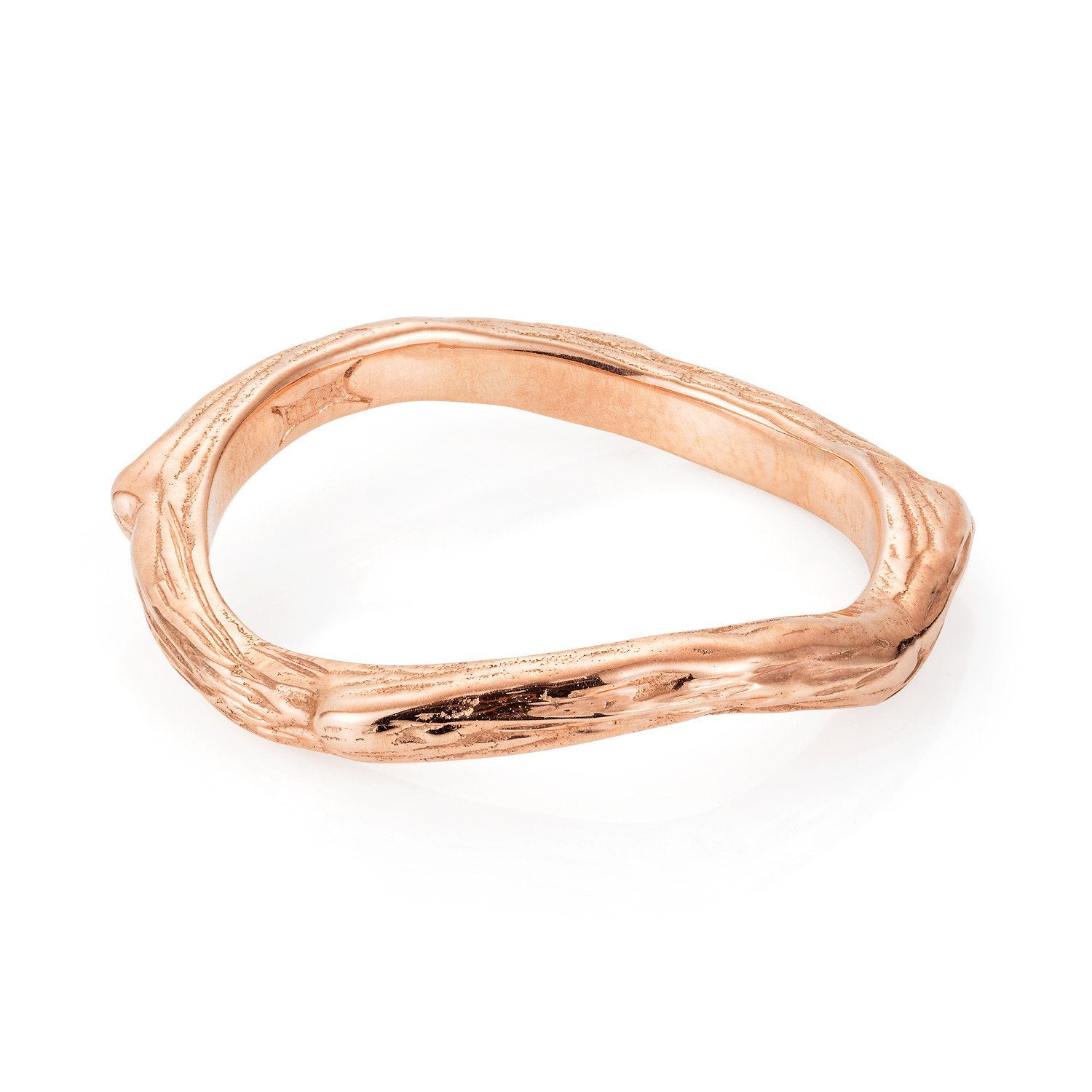 Gold Twig Ring - Joy Everley Fine Jewellers, London