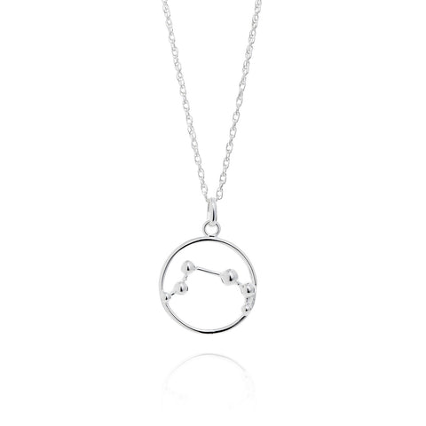 Aries Astrology Necklace