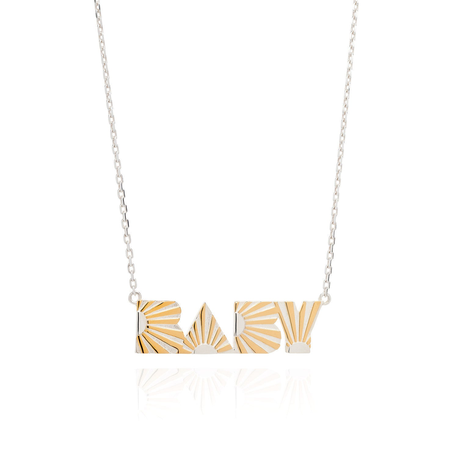 Art Deco Necklace Baby