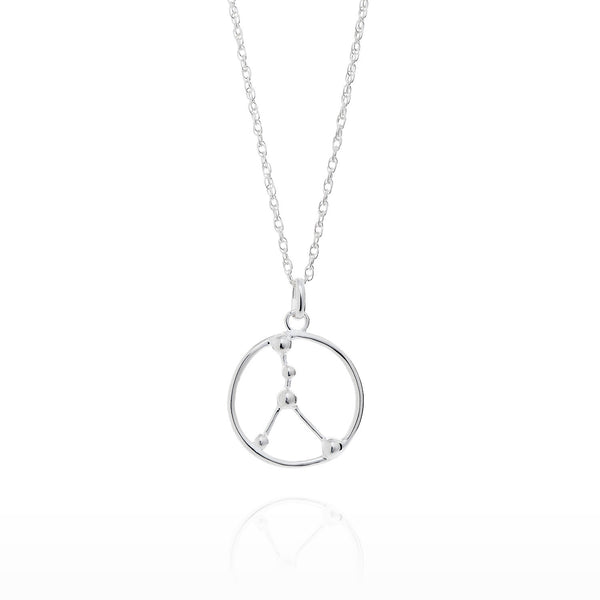 Cancer Astrology Necklace