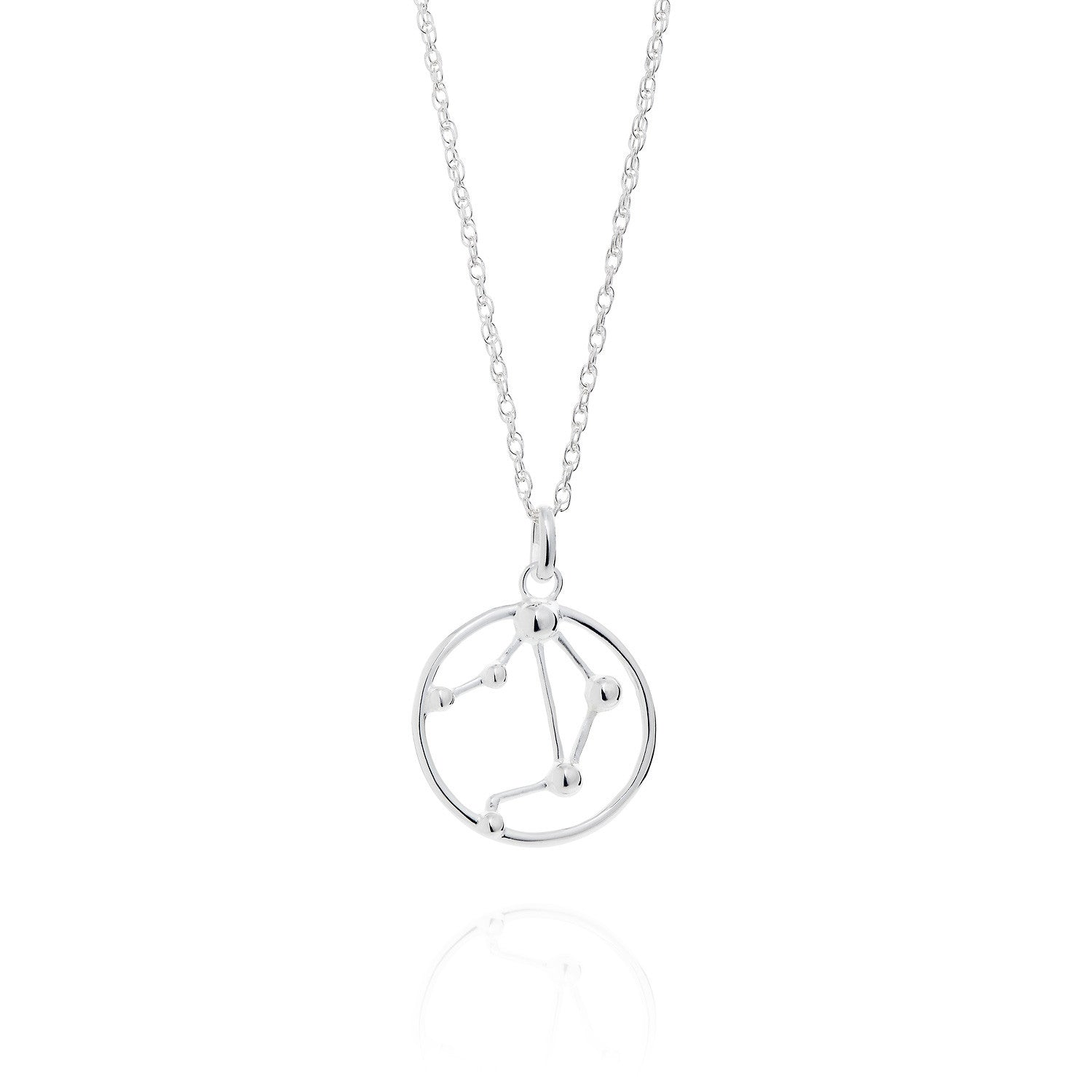Libra star sign astrology Necklace