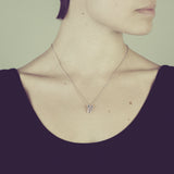 Ray F Necklace