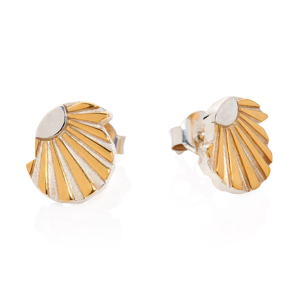 Art Deco Earring Letter S Earrings