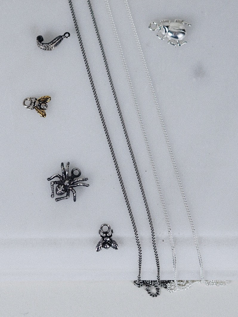 Little Entomology Necklace Chains
