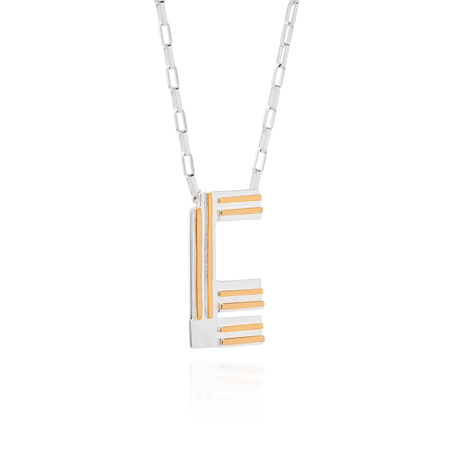 letter Initial Necklaces