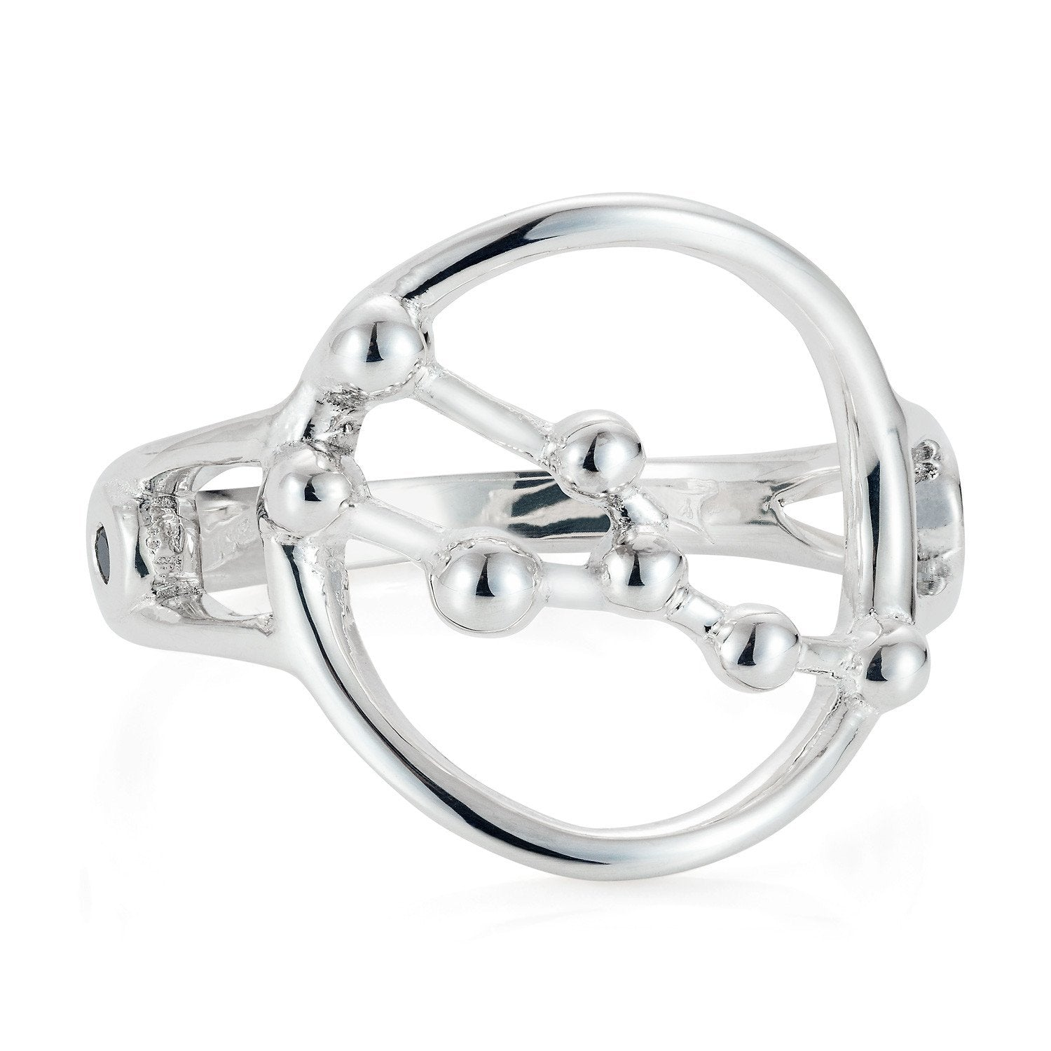 Taurus star sign astrology Ring