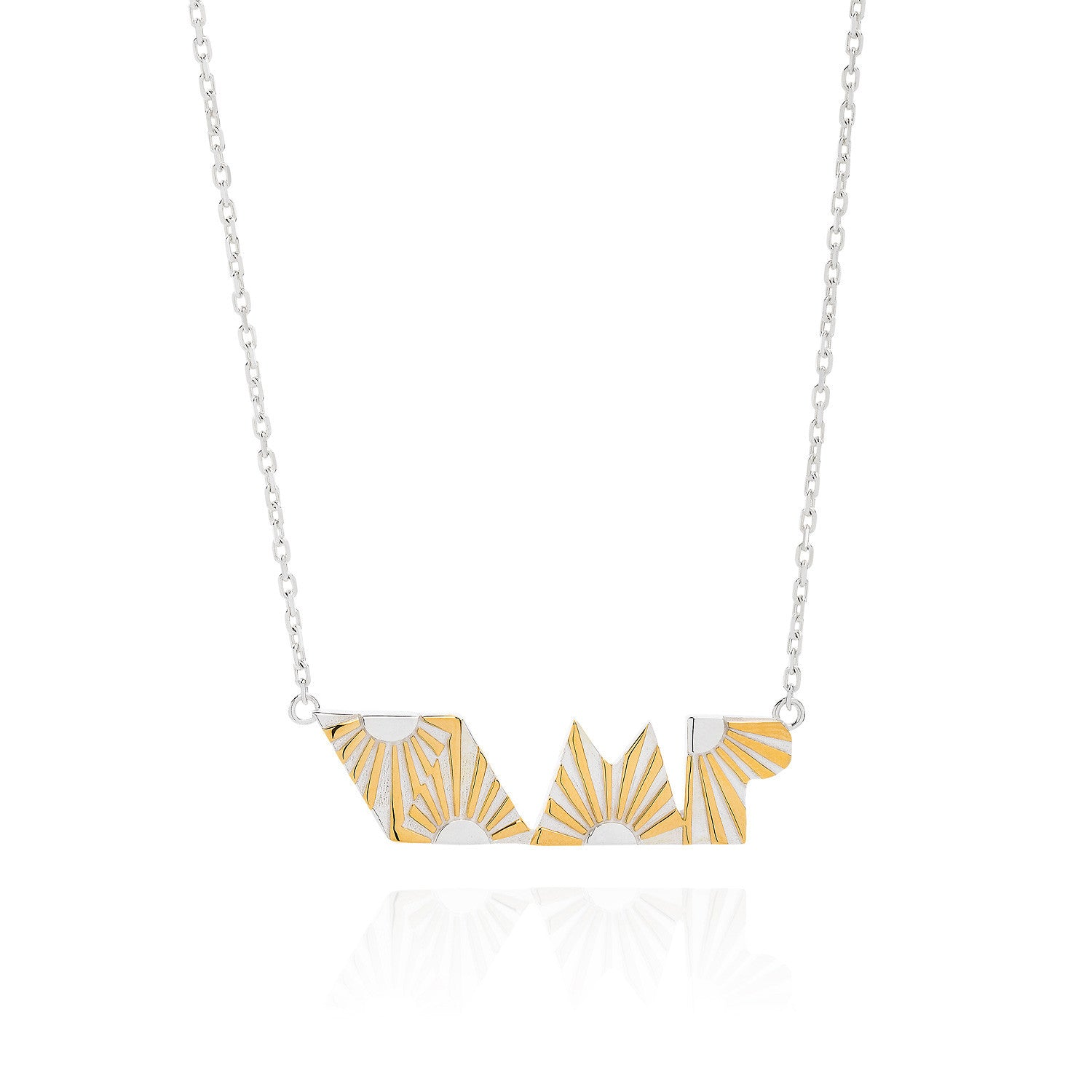 Art Deco Necklace Vamp