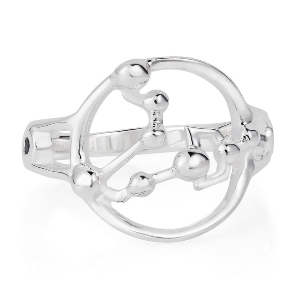 Pisces Astrology Ring